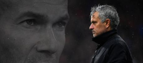 Why Manchester United managerial target Zinedine Zidane once again ... -(Image via independent/Twitter)