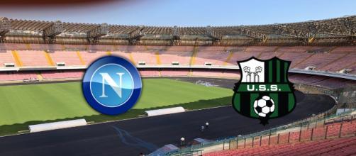 Live Napoli-Sassuolo: info tv e streaming, probabili formazioni