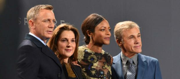 007 executive producer Barbara Broccoli (second from left) has rejected the idea of a female James Bond. [Image Photo YourSpace/Flickr]