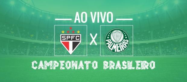 Brasileirão: São Paulo x Palmeiras ao vivo