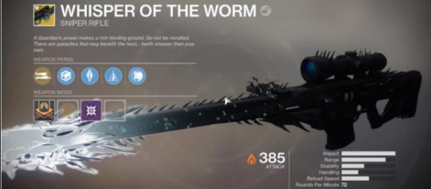 Dmg responded to some concerns about this weapon. [Image source: Datto/YouTube]