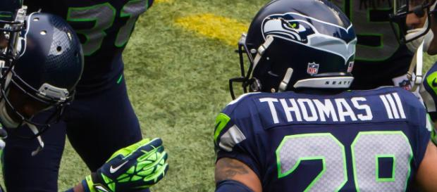 Earl Thomas injured and unhappy with Seahawks (Photo courtesy of Wikimedia Commons via Mike Morris and Flickr)