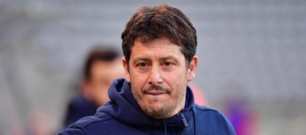Fabien Mercadal attend beaucoup de ses hommes lors du match contre Marseille
