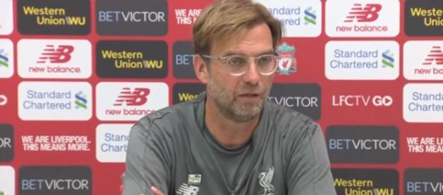 Jürgen Klopp's pre-match press conference | Manchester City - LiverpoolFC | YouTube