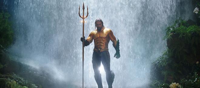 Aquaman: Herói aparece com uniforme clássico em trailer animador