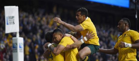 L'Australie stoppe l'Argentine et attend déjà les Blacks - Coupe ... - lefigaro.fr