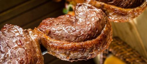 A carne assada também é uma tradição famosa do Sul.