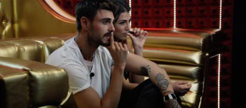 Francesco Monte e Giulia Salemi: cresce l'intesa tra i due concorrenti del GF Vip 3.