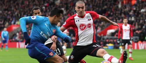 Fulham vs Arsenal, Southampton vs Chelsea live on Sky Sports (Image via Sky Sports/Twitter)