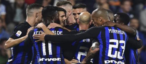 L'Inter batte la Spal e vola al terzo posto in classifica