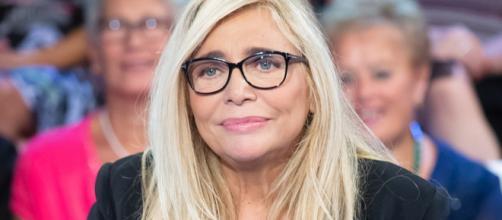 Mara Venier, pseudonimo di Mara Polverari