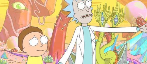 'Rick and Morty' Taken Off Netflix | Credits: Adult Swim / Youtube