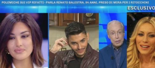 Rosa Perrotta e Cristian Imparato si confrontano con Renato Balestra e Karina Cascella. Blasting News