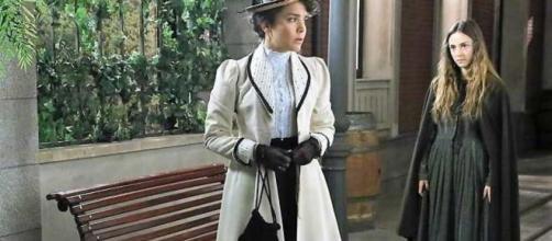 Spoiler, Una Vita: Ursula rivela a Blanca che ha una gemella