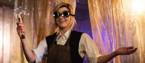 Twitter is reactiong quite a bit to the first female Doctor Who. - [TVGuide / YouTube screencap]