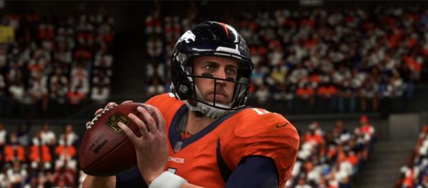 Case Keenum had a strong fantasy performance on Sunday despite the Broncos losing to the Jets. [Image Source: Anna Fredrikkson/Flickr ]