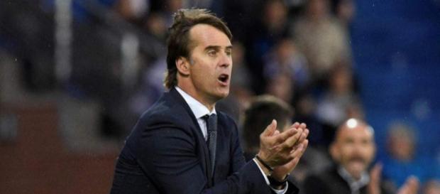 Julen Lopetegui est dans la tourmente après les mauvais résultats du Real en championnat et en Champion's League