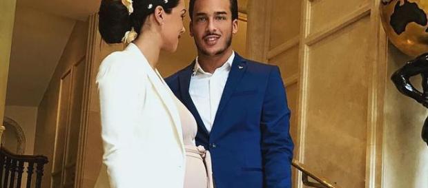 Les candidats Jazz et Laurent se sont mariés hier à Cannes.