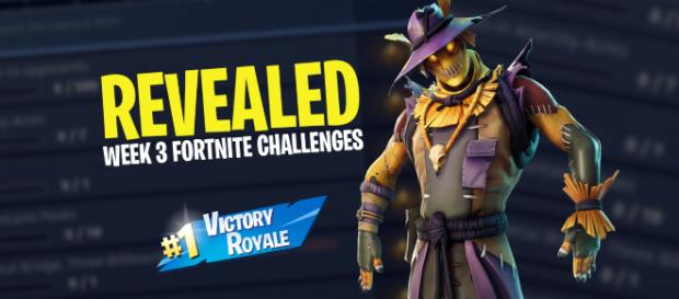 Season 6, week 3 challenges for Fortnite Battle Royale have been revealed. [Image Credit: Own work]