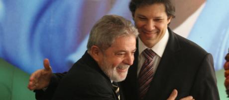 Apresentado como 'candidato do Lula', Haddad salta de 3% para 11 ... - marrapa.com
