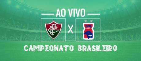 Fluminense x Paraná: acompanhar ao vivo