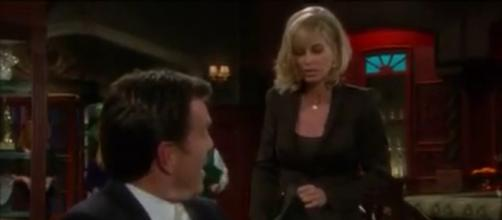 Ashley will come clean to Jack about his father. (Image Source: Y&R-YouTube.)