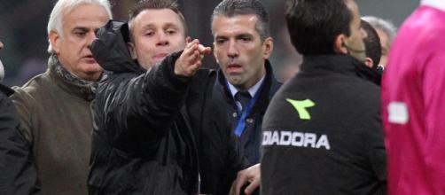 Antonio Cassano torna sui campi di calcio.
