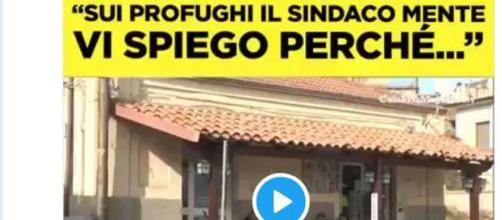 Salvini attacca il sindaco di Riace usando le parole di Pietro Zucco, prestanome della 'ndrangheta.