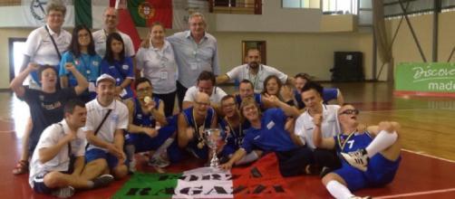 Mondiali di basket con la sindrome di Down, l'Italia è campione