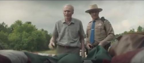 THE MULE Trailer (2018) Clint Eastwood, Bradley Cooper Movie [Image courtesy – JoBlow Movie Trailers YouTube video]