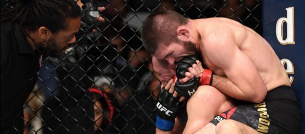 Khabib pudo callar a McGregor en UFC 229