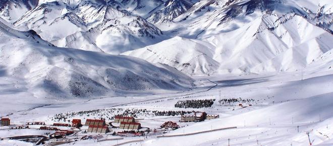 Bariloche, un atractivo turístico de nieve y bellos paisajes