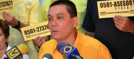 Le conseiller de l'opposition vénézuélienne s'est suicidé ce lundi 8 octobre 2018.