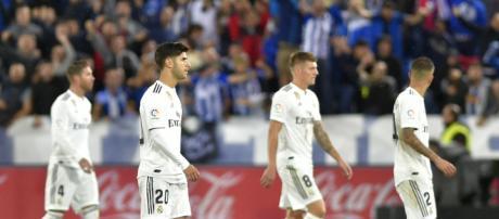 Le Real Madrid s'enfonce encore un peu plus après sa défaite face à Alaves