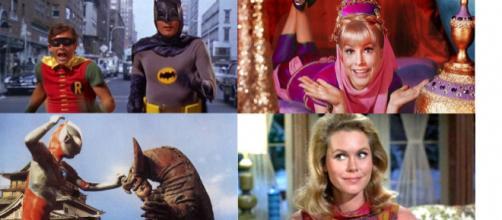 Batma, A Feiticeira e Ultraman foram algumas das séries que foram exibidas no Brasil. (foto reprodução).