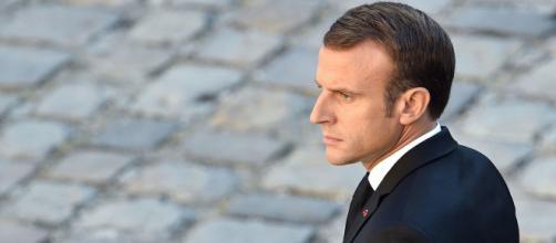 Des milliers de manifestants dénoncent la politique de Macron