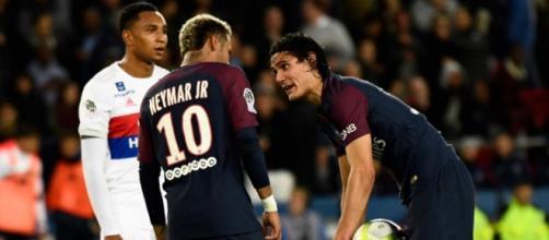 Edinson Cavani et Neymar sont toujours en froid d'après Le Parisien