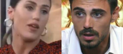 Gf Vip, Cecilia Rodriguez commenta lo sfogo di Francesco Monte: 'Non mi è indifferente'
