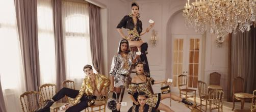 H&M x Moschino Teaser Campaign by Steven Meisel - theimpression.com