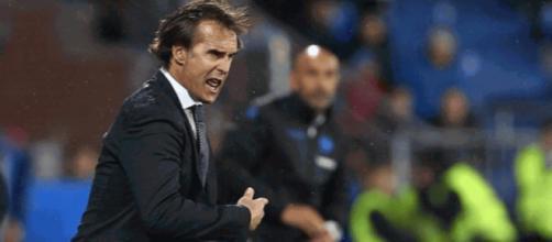 Julen Lopetegui pourrait perdre sa place d'entraîneur si le Real perd contre le FC Barcelone le 28 octobre