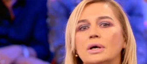 Lory Del Santo difesa dal fidanzato Marco Cucolo
