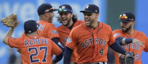 Los Astros lucen como candidatos a ser bicampeones. - spokesman.com
