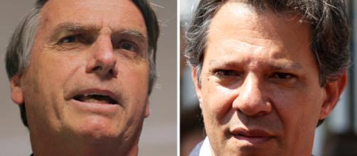 No extremo sul, deu Haddad sobre Bolsonaro