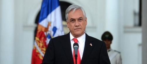 Presidente chileno declara apoio a Bolsonaro