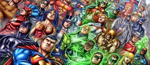 Super-heróis sempre despertam inveja em muitos