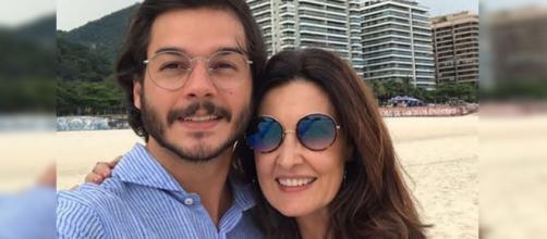 Túlio Gadelha, namorado de Fátima Bernardes, foi eleito