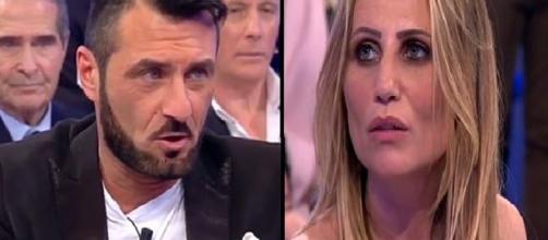 Uomini e Donne: Sossio Aruta e Ursula Bennardo - tarantoindiretta.it