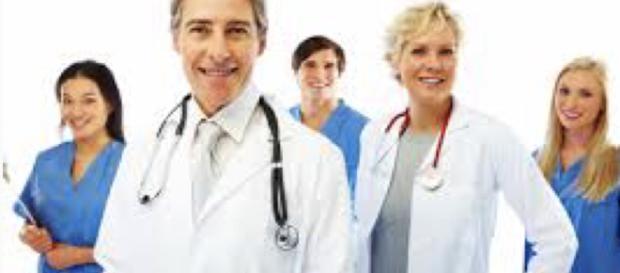 Concorsi per differenti ruoli sanitari