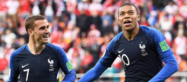 Le top 5 des buteurs français en 2018