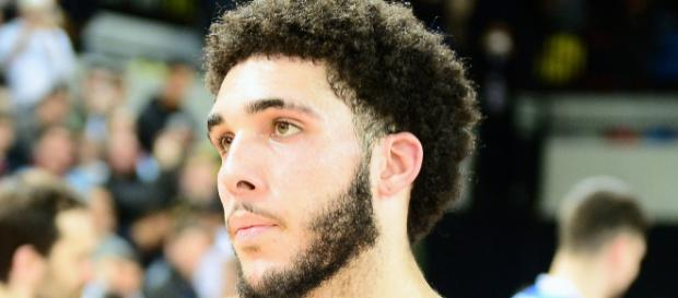 LiAngelo Ball scored 50 or more points in all of the games he's played in the JBA. - [Graham Hodges / Wikimedia Commons]